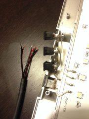 Raspberry Pi - Aquarium LED light control(1)